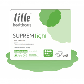 Lille - Supreme Light Shaped Pads - Super (PK28)
