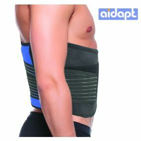 Flexible Neoprene Lumbar Support Belt Large