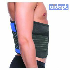 Flexible Neoprene Lumbar Support Belt Small