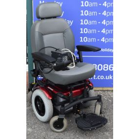 Shoprider Lugano Electric Wheelchair **Used**
