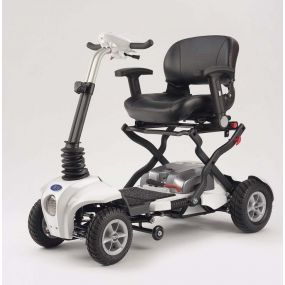 TGA Maximo Folding 4 Wheeled Mobility Scooter - Lithium-Ion Battery