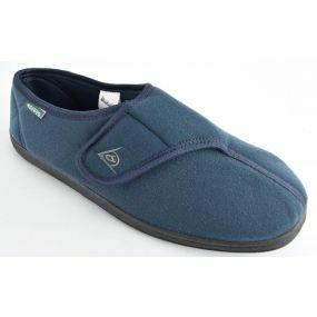 Mens Arthur Slippers - Size 8 ( Blue)