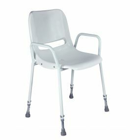 Stackable Height Adjustable Shower Chair