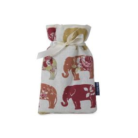 Mini Hot Water Bottle Nelly Cover (0.5 Liters)