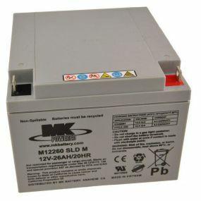 MK-Battery SLA 26AH 12V