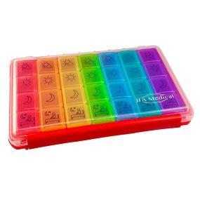 Moisture Proof Pill Box
