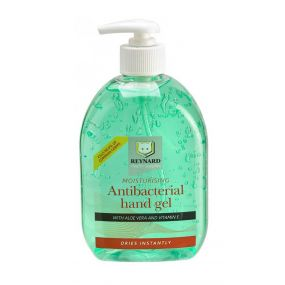 Antibacterial Hand Gel 500ml Pump Bottle