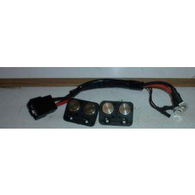 Motor & Tranaxle Circuit Combination 2 (Rear)