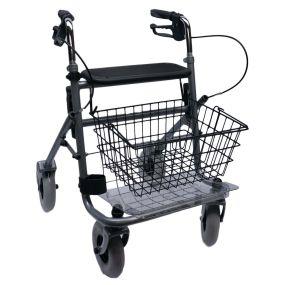Safety Walker / 4 Wheeled Rollator