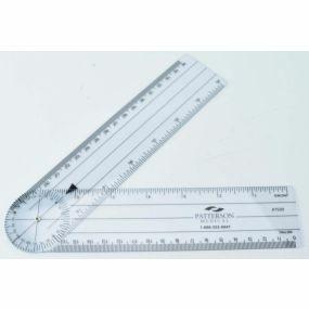 Broad Arms Goniometer - 20cm