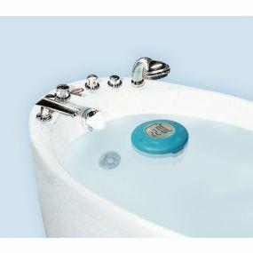 Floating Bath Temperature and Alarm Clock
