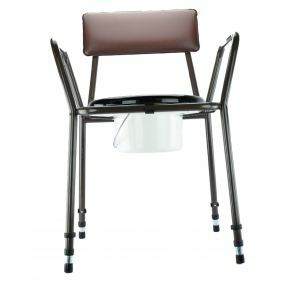 Dovedale Height Adjustable Commode