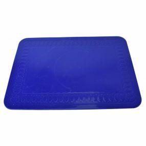 Dycem Non-slip Rectangular Mat - Blue (25 x 18cm)