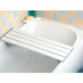 Savanah Slatted Bath Board - 24