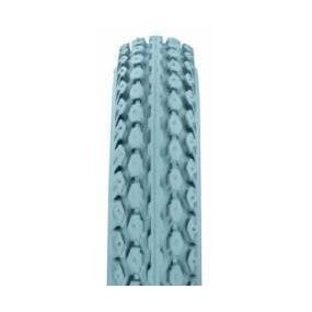 Schwalbe - Pneumatic Grey Tyre (Block Pattern HS158) - 12 1/2 X 2 1/4