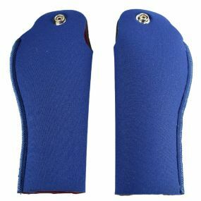 Deluxe Crutch Handle Sleeves For Ergonomic Handles - Blue