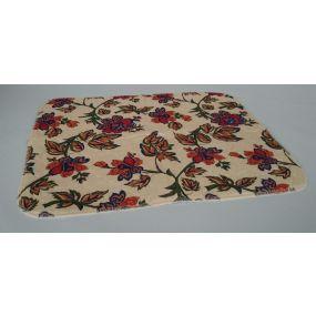 Senset Washable Seat Pads - 49 x 60cm - Floral
