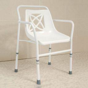 Harrogate Shower Chair - Adjustable Height