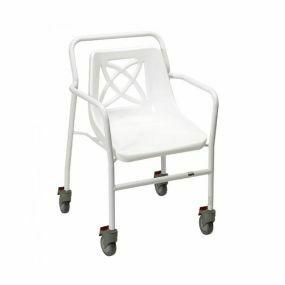Harrogate Shower Chair - Wheeled Fixed Height