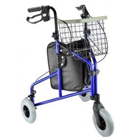 Standard Aluminium Tri-Walker - Blue