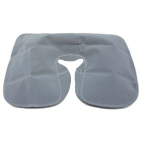 Inflatable Travel Pillow - Grey