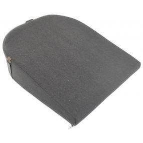 Putmans The Seat Wedge Cushion - Black (16x14x5)