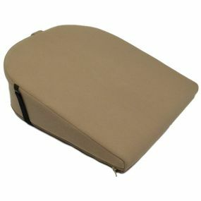 Putnams Wedge Cushion - Beige (16x14x5