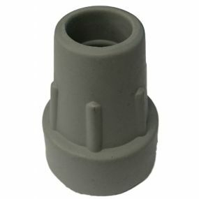 Standard Round Ferrule (Z Type) - Grey, Size: 19mm (¾ inch)