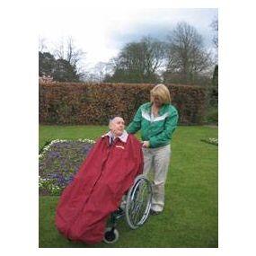 Warwick wheelchair mac Standard Unsleeved (Mulled Wine)