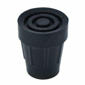 Rebotec Coloured Ferrules (Black) - 22mm