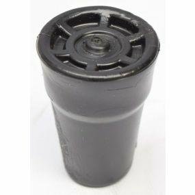 Rebotec Coloured Ferrules (Black) - 19mm