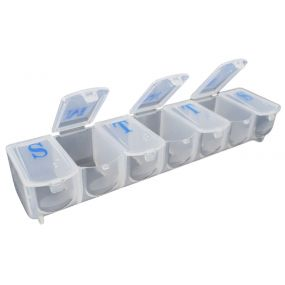 Pill Organiser 7 Day Compartment