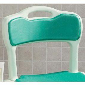 The Swift Shower Chair - Backrest (Green)