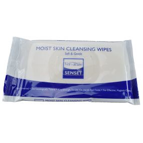 Senset Moist Patient Wipes (PK24)