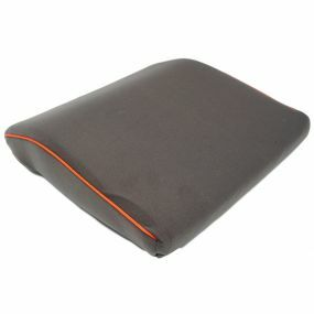 Harley Back Care System Spinal Cushion - Black (22x15x3