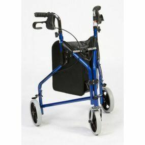 Super Steel Tri-Walker (Blue) - With Bag