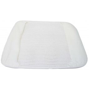 AquaJoy Premier Plus Covers - White Backrest