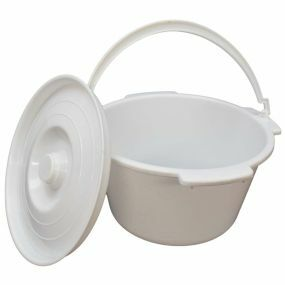 Replacement Pot For Super Deluxe Commode Chair (MS12003)