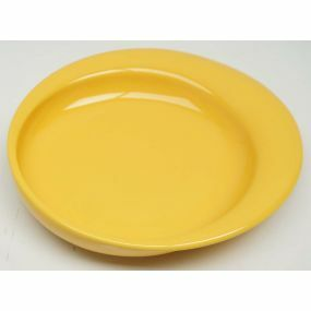 Wade Dignity Plate - 23cm (Yellow)