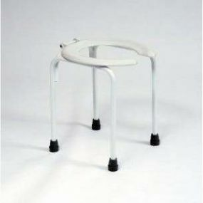 Horse Shoe Shower Stool