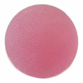 Gel Ball Hand Exerciser - Pink (Extra Soft)