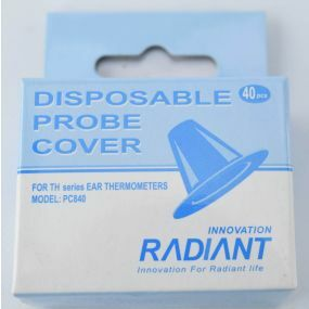 Radiant TH809 Tympanic Thermometer - Replacement Probe Covers