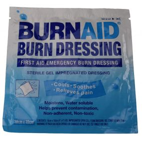 Water Gel Burn Kit - Extra Dressing
