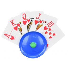 Round Playing Card Holder