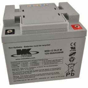 MK-Battery SLA 50AH 12V