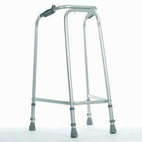 Adjustable Height Walking Frame Ultra Narrow - Large