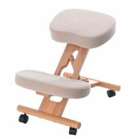 Kneeler Posture Chair - Beige