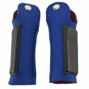 Deluxe Crutch Handle Sleeves For Standard Handles (Pair) - Navy