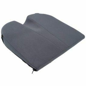Putnams 8 Degrees Coccyx cut-out Wedge Cushion - Grey (14x14x3