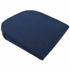 Putnams 8° Wedge Cushion - Blue (14x14x3